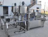 Máquina de embalagem de enchimento da selagem do malote giratório de Doypack para o líquido