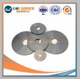 Tct las hojas de sierra de carburo de tungsteno cementado cuchillas circulares