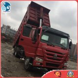 Autocarro con cassone ribaltabile dell'Europa 3 Cina HOWO Zz3257n3847A