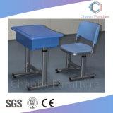 Venta caliente dos asientos estudiante Desk para la universidad (CAS-SD1812)