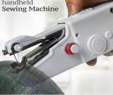 Máquina de coser industrial portable de la puntada de la mano