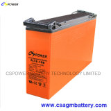 12V 150Ah batería de plomo ácido selladas Gel de fabricación China