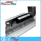 100W le réverbère de PCI DEL substituent pour l'éclairage traditionnel du sodium 250W