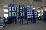 Preço Self-Cleaning industrial do coletor de poeira do filtro em caixa da fábrica de China