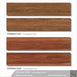 Material de construcción rústica madera Baldosas de cerámica para decoración (VRW6N1591/1593, 150x600mm)