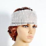 A banda de cabelo Lux descartáveis não tecido com duas linhas