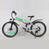 Bici eléctrica plegable de la bici E de Mountian de la bici de la ciudad de la bici