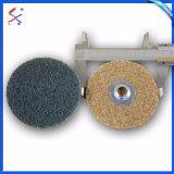 Dépose et de revêtement en nylon de broyage de polissage de métal