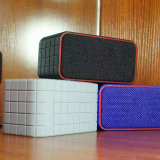 Mini altoparlante senza fili alimentabile esterno di Bluetooth