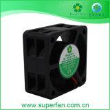 40*40*20mm ventiladores axiais de DC, a luva e o rolamento de esferas
