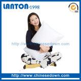 China mayorista de la fábrica de plumas de pato o ganso abajo cojín relleno almohada/.