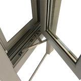 Travas duplas de vidro da estrutura de metal para segurança