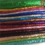 Las existencias/patrones de bordado de la boda de 3mm Guipure Sequin tejido de malla