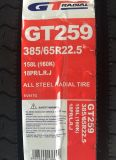 GT-Radial-LKW-Gummireifen 385/65r22.5 385/55r22.5 315/70r22.5