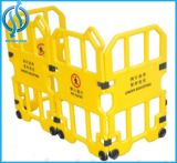 Sicherheits-einziehbares Sperren-Band-faltende Verkehrs-Sperren-Straßen-Sperre