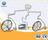 Ich chirurgische Lampe 700/500 der Serien-LED mit Kamera-System, Geschäfts-Licht