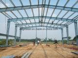 Casa de Godwon en el edificio prefabricado de la estructura de acero
