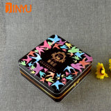 Public garden Perfume Box with Retro Pattern for Brand Promotion