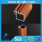 Perfil de aluminio de Libia del perfil de aluminio con el bronce anodizado