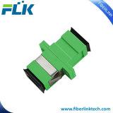 Sc/UPC Adaptador de fibra óptica monomodo.