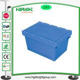 Logistischer nistbarer Kasten-Plastikbehälter