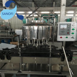 Linha de engarrafamento do engarrafamento do equipamento/animal de estimação da água/Ce da maquinaria enchimento da água