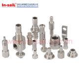 Componentes fazendo à máquina do automóvel do CNC do aço inoxidável