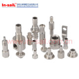 Edelstahl CNC-maschinell bearbeitenautomobil-Bauteile