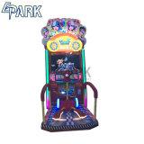 С удовлетворением скутер детей для использования внутри помещений аркадной игры машины