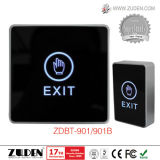 Touch Screen Door Exit Short prop Switch for Access System Control