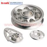 Штыри цилиндра CNC подвергая механической обработке бронзовые автоматической части двигателя