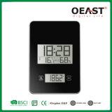 3kg Super Fino Balança de cozinha Digital com humidade, temperatura, botão de toque Ot6666Th do Calendário