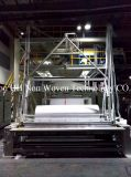 Высокая скорость нетканого материала ткань производственной линии