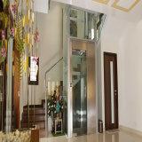 Elevatore domestico di vetro della villa della gente dell'elevatore 1-4 di Fujizy fatto in Cina poco costosa e la qualità di Hight
