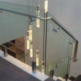 Prezzo di vetro esterno dell'inferriata dell'acciaio inossidabile del balcone