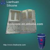 Molde de los precios bajos RTV del cemento del yeso de la arcilla del material de construcción que hace el líquido RTV-2
