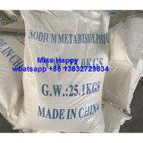 Het Natrium Metabisulfite Na2o5s2 97.5%Min van het Additief voor levensmiddelen