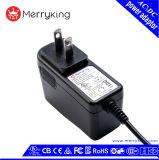100-240V de Levering van de Macht van de Omschakeling van de Output van de input gelijkstroom 18V 1A