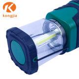 Peso leggero potente eccellente della lanterna del LED che fa un'escursione lanterna di campeggio esterna