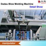 Automatische Blasformen-Maschine der einzelnen Plattform-Ladeplatten