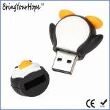 Penguin Estilo Animal Unidade Flash USB (XH-USB-139)