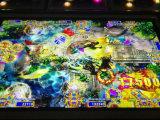 Peste popular Fire Kirin homicida máquina de jogos de arcada de caça de peixes