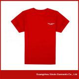 Il Knit molle su ordinazione Dri-Misura le magliette di sport del tessuto per gli uomini (R153)