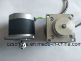 NEMA 34 Round-Body híbrido DC Motor paso a paso