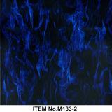 Мода Fire Hydro Окунув пленки для автомобиля оформление Ма133-2