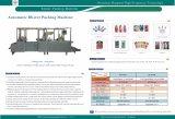 Briefpapier-Plastikblasen-Verpackmaschine