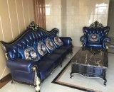 2018 Ciff estilo real Muebles de oficina sofá de cuero (1212#)