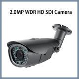 câmera impermeável da bala da segurança do CCTV de 1080P 2.0MP Sdi WDR IR