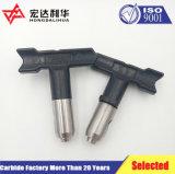 China-Fabrik für Hartmetall-Düsen-Farbspritzpistole