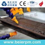 Belüftung-Profil-Zeile Plastikprofil-Zeile WPC Profil-Zeile Profil-Strangpresßling-Zeile Plastikprofil, das Maschine herstellt